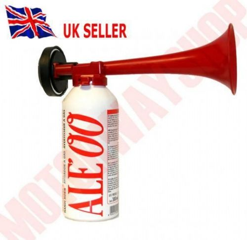 Hand Held Air Horn with Gas Cannister